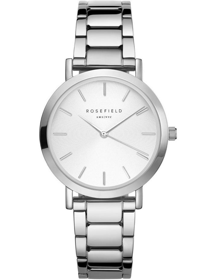 TWSS-T62 Tribecca Silver Tone Bracelet Watch image 1