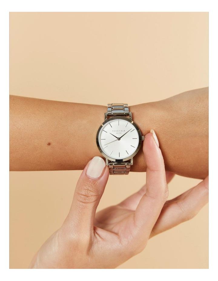 TWSS-T62 Tribecca Silver Tone Bracelet Watch image 4