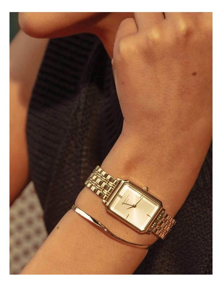 OCWSG-O40 The Elles Gold Bracelet Style Watch image 6