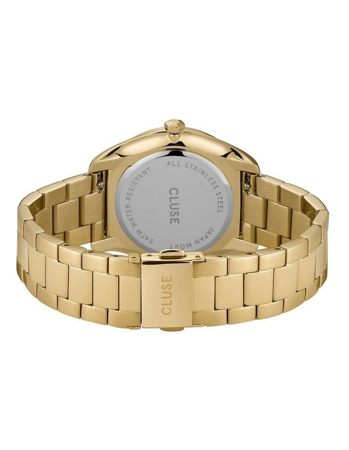 Feroce CW0101212005 Gold 3 Link/White Watch image 3