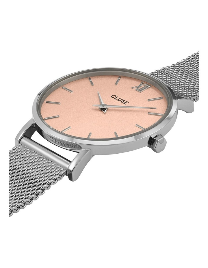 CW0101203029 Minuit Mesh Rose Gold/Silver Watch image 2