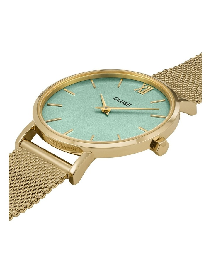 CW0101203030 Minuit Mesh Stone Green/Gold Watch image 2