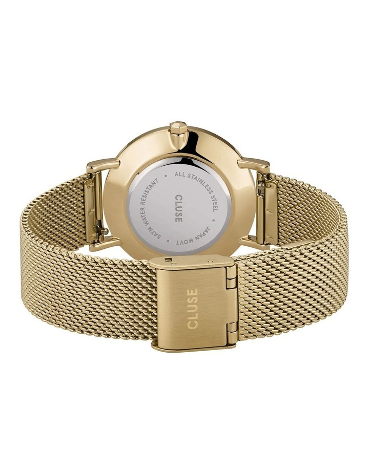 CW0101203030 Minuit Mesh Stone Green/Gold Watch image 3