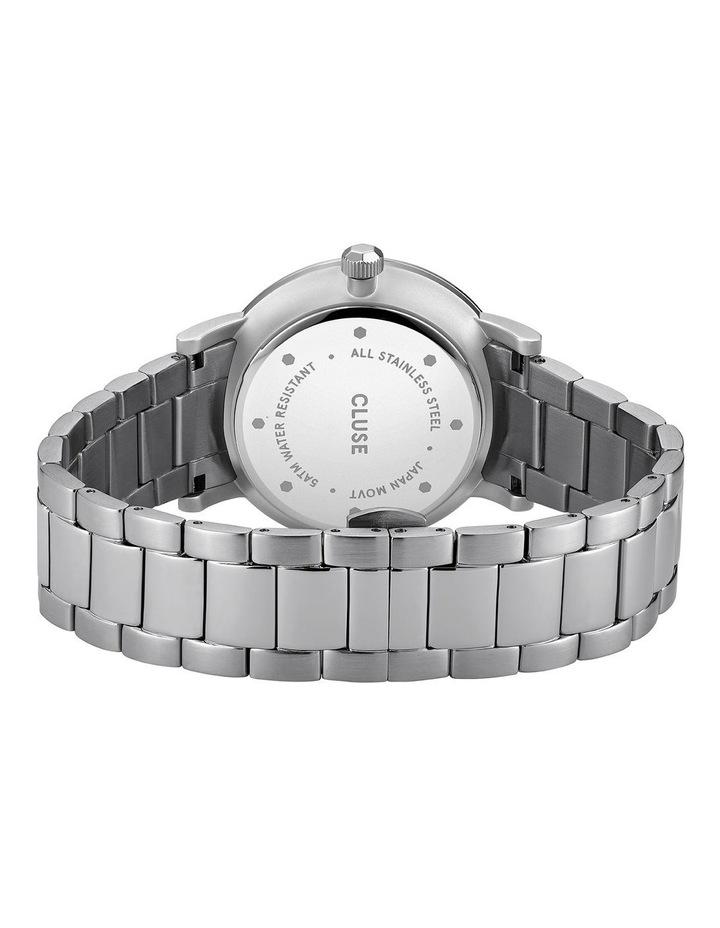 Aravis CW0101501011 Dark Blue Silver Link Watch image 3