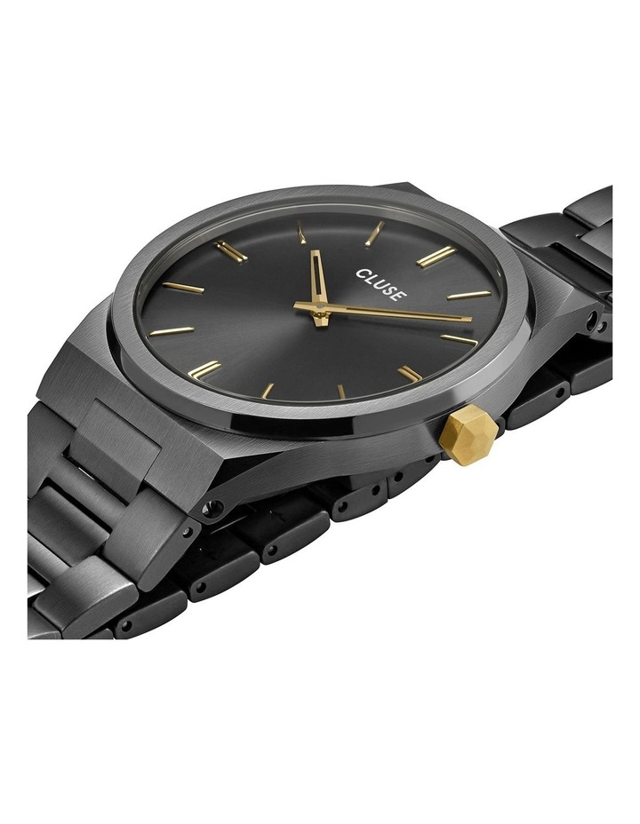 Vigoureux CW0101503006 40 H-Link Dark Grey/Gold Watch image 2