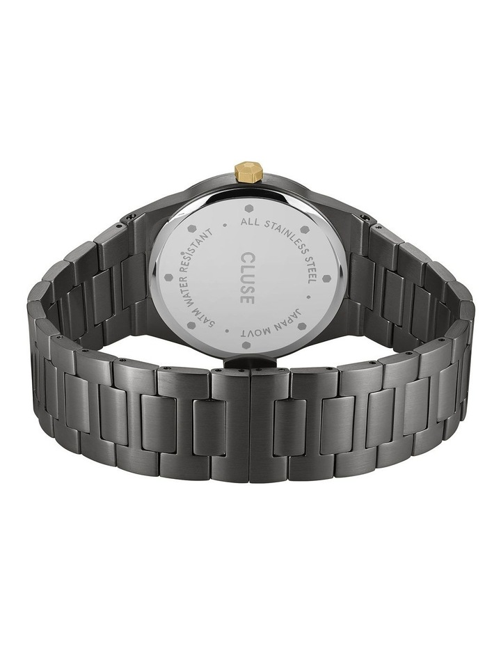 Vigoureux CW0101503006 40 H-Link Dark Grey/Gold Watch image 3