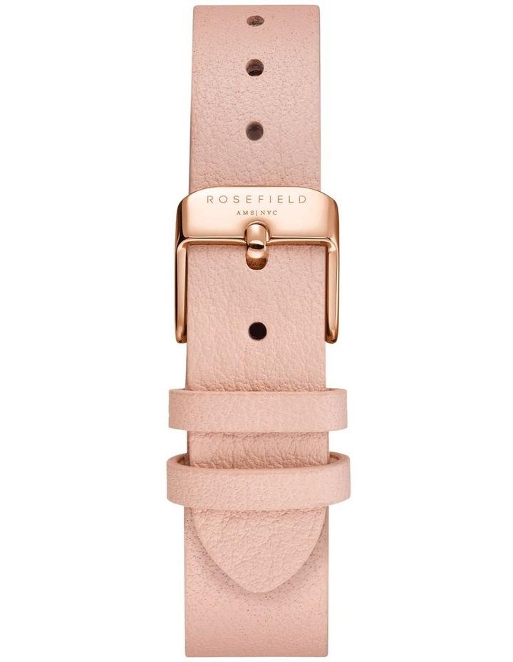 Rosefield WPSPRG-W88 West Village Pink Watch image 4