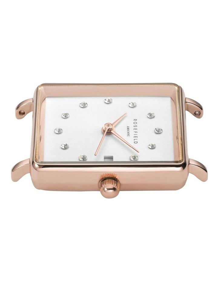 Rosefield QWGR-Q037 Mini Boxy Grey Watch image 3