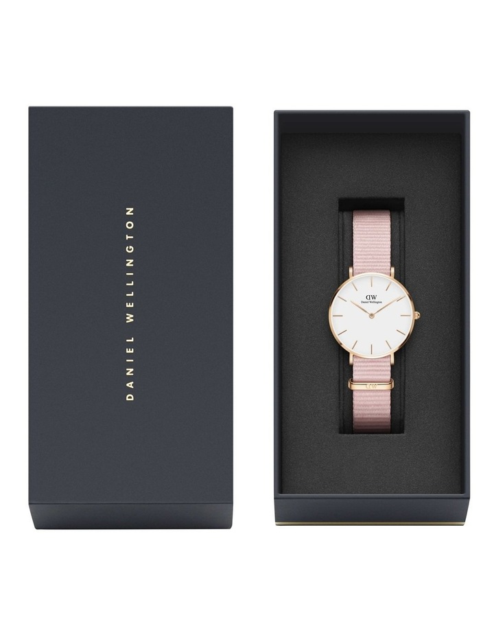 Petite 32 Rosewater Rose Gold White Watch image 5