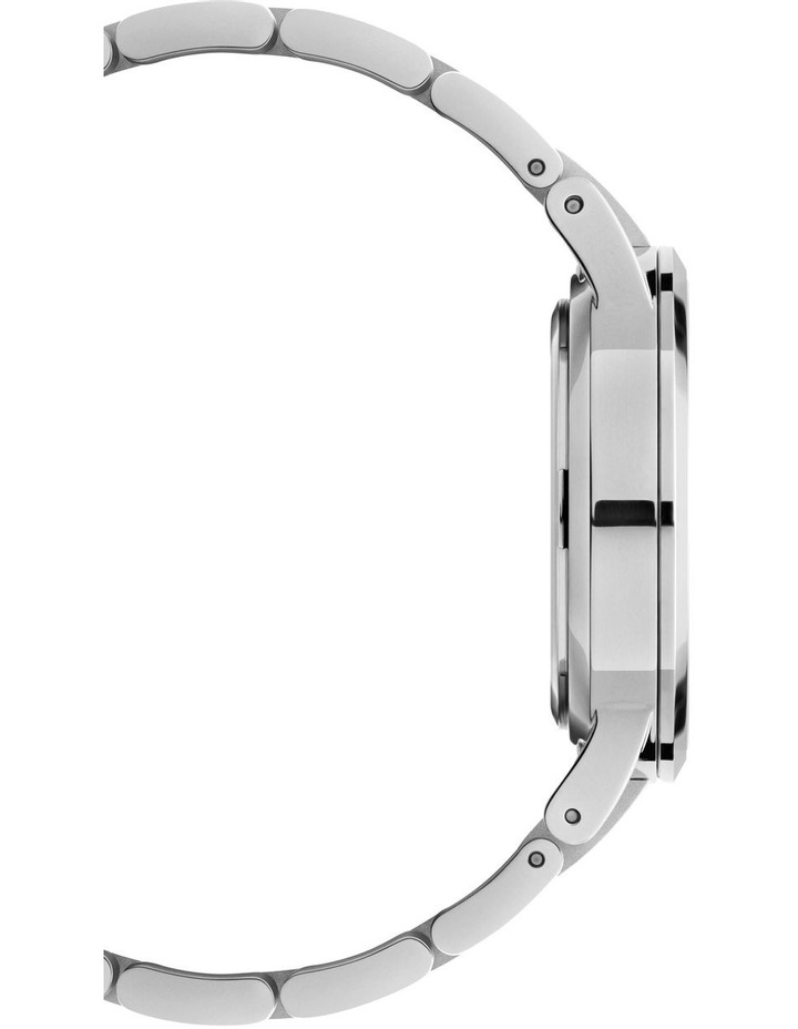 Iconic Link 28 Silver/White Watch image 5