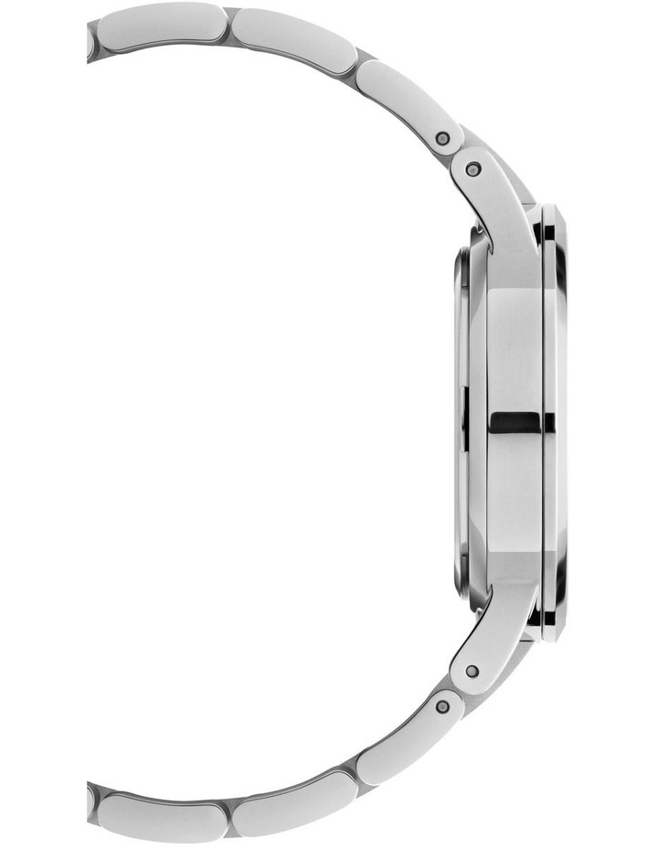 Iconic Link 40 Silver/White Watch image 5
