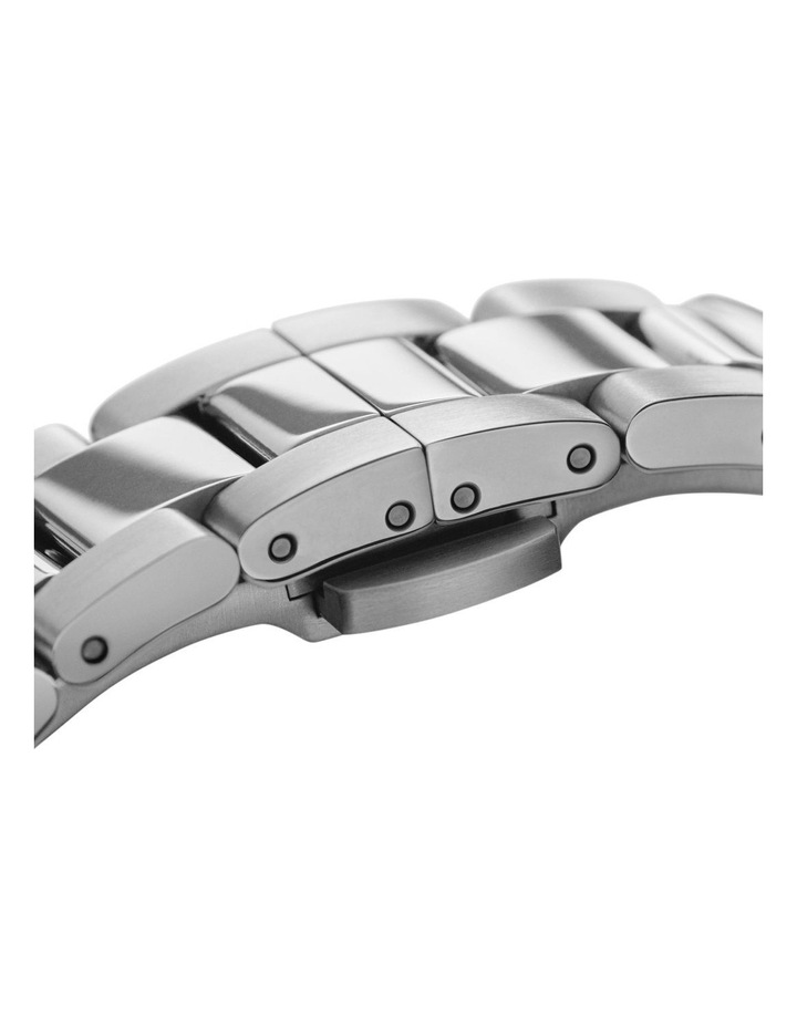 Iconic Link 40 Silver/White Watch image 6