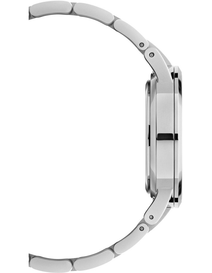 Iconic Link 40 Silver/Black Watch image 5