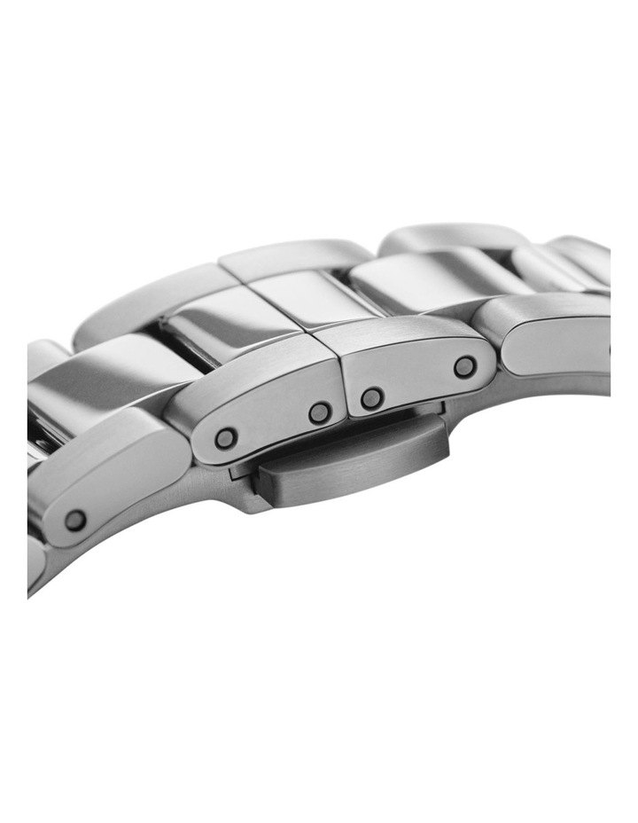 Iconic Link 40 Silver/Black Watch image 6