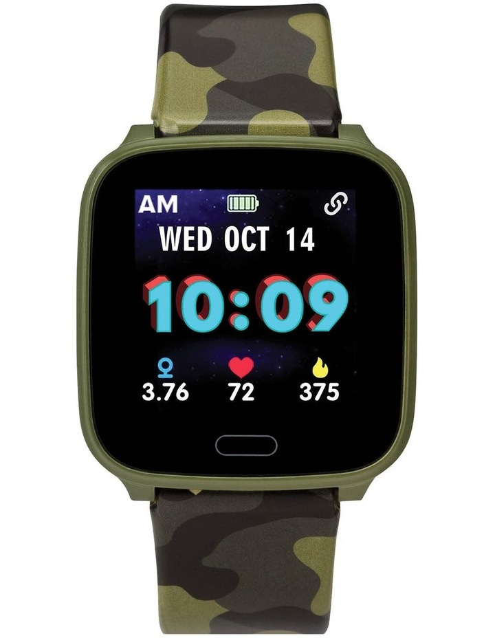 Timex TW5M40700 Iconnect Kids Active Camo image 1