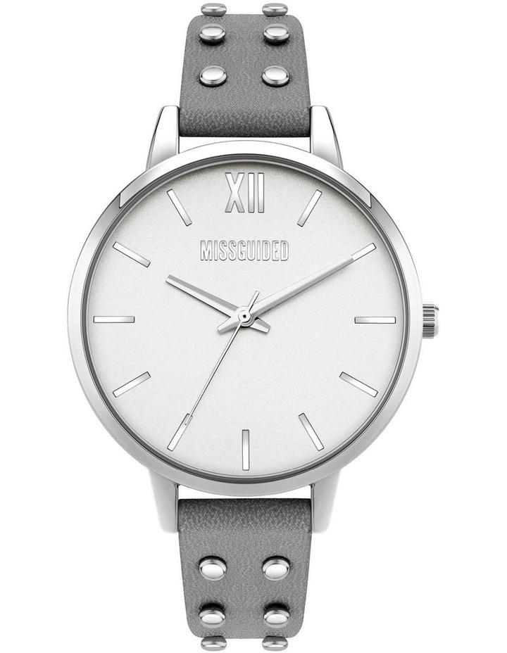 MG043E Grey PU Watch image 1
