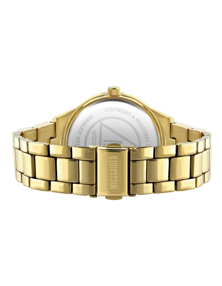 MG039GM Gold Leopard Watch image 3