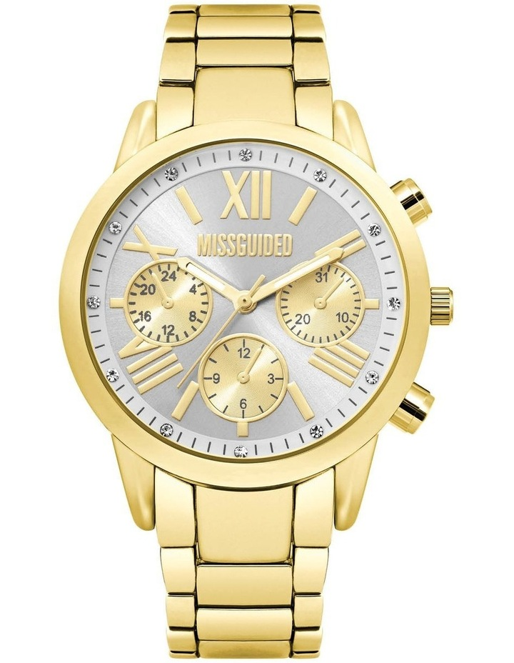 MG008GM Gold Watch image 1