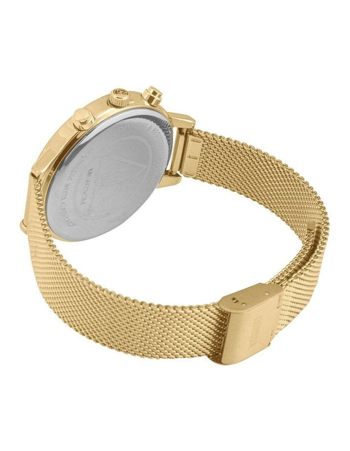 MG029GM Black Gold Mesh Watch image 3