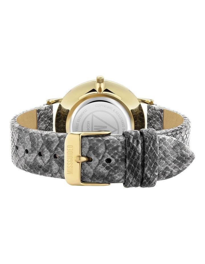 MG045E Grey Snake Watch image 3