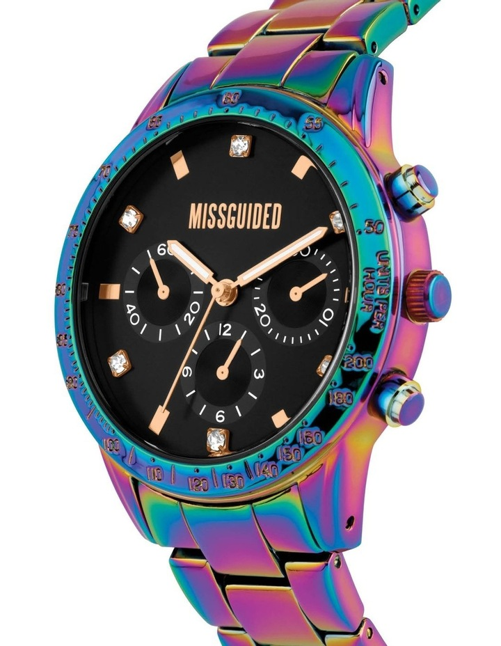 MG004UPM Black Iridescent Watch image 2