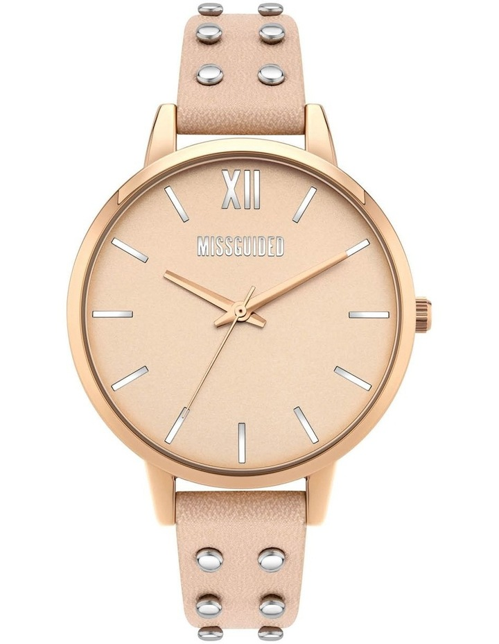 MG043P Nude Rose Gold Watch image 1