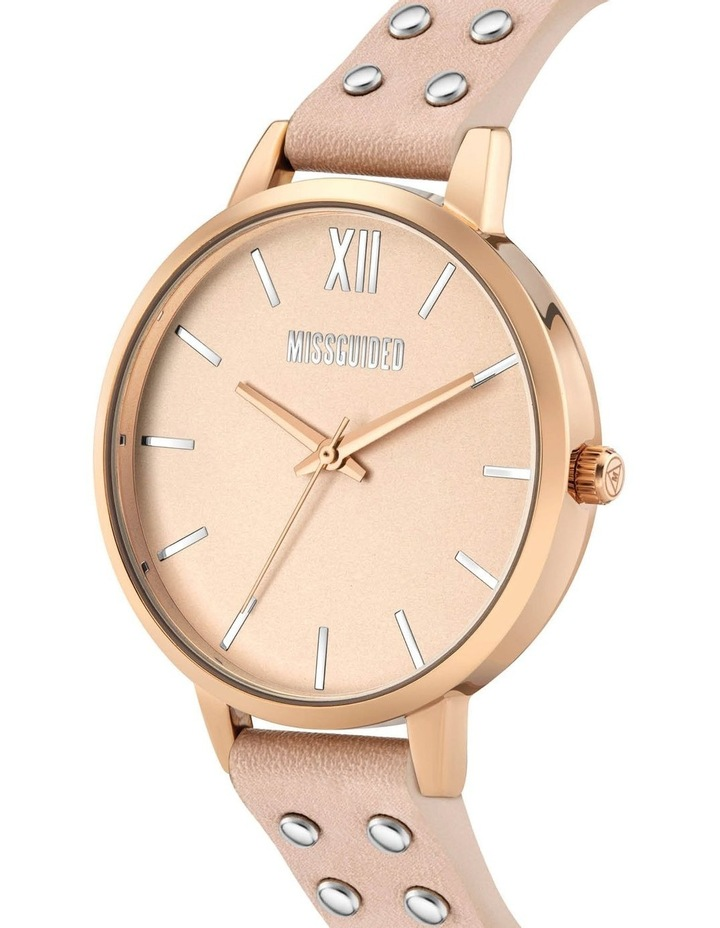 MG043P Nude Rose Gold Watch image 2
