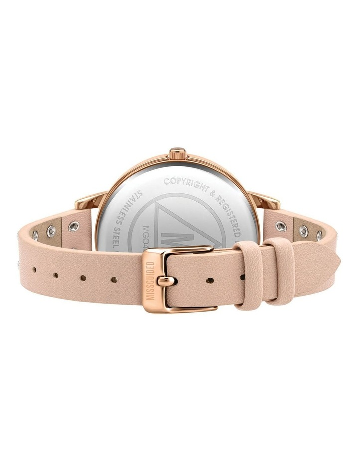 MG043P Nude Rose Gold Watch image 3
