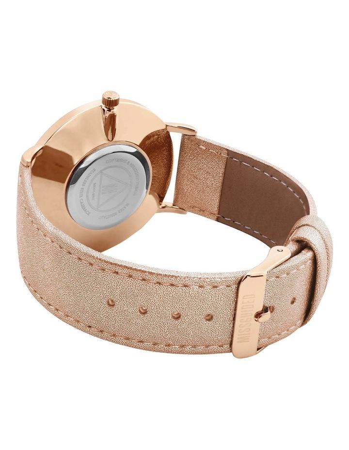 MG014RG Metallic Rose Gold Watch image 3