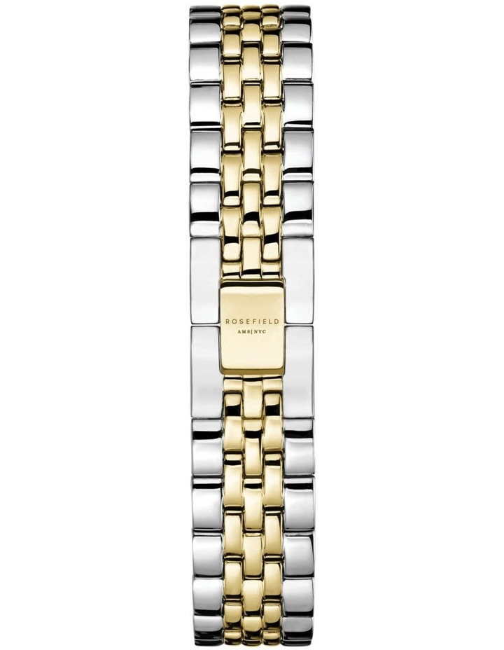 Ace XS Silver Sunray Steel Silver Gold Duotone Watch image 3