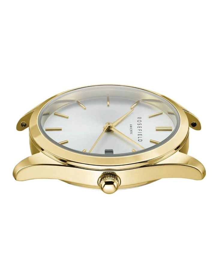 The Ace XS Silver Sunray Steel Gold Watch image 2