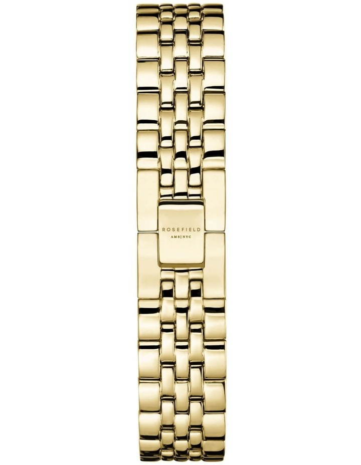 The Ace XS Silver Sunray Steel Gold Watch image 3