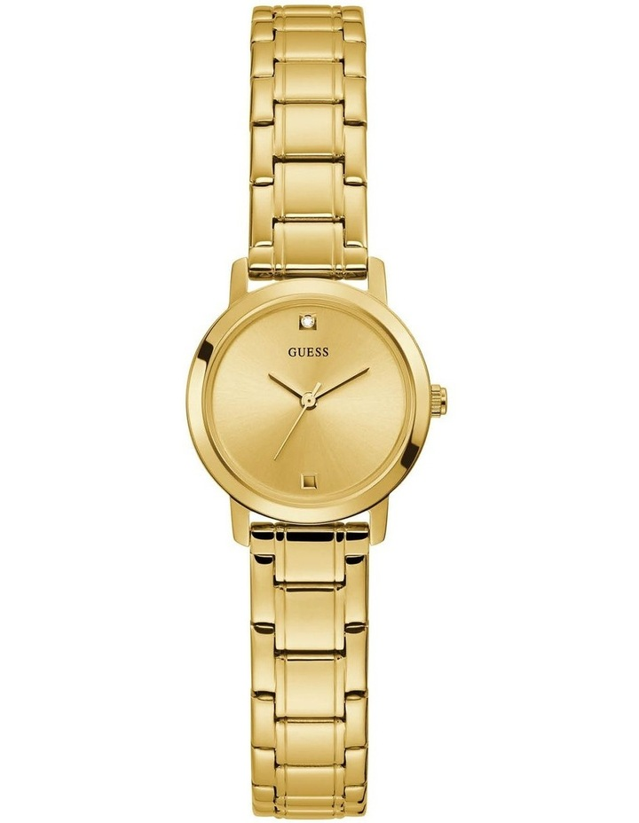 Mini Nova Gold Stainless Steel Analog Watch image 1