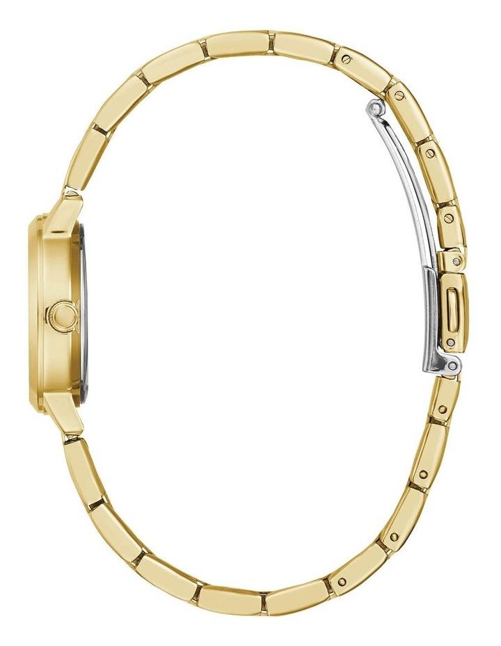 Mini Nova Gold Stainless Steel Analog Watch image 3