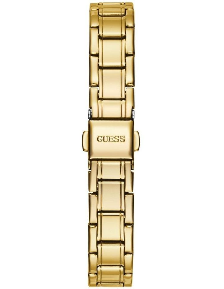 Mini Nova Gold Stainless Steel Analog Watch image 4