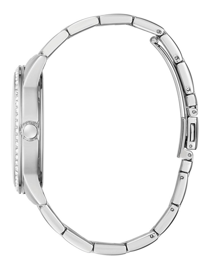G Check Silver Stainless Steel Analog Watch image 2