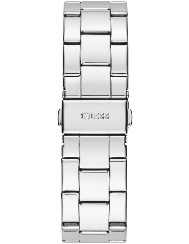G Check Silver Stainless Steel Analog Watch image 3