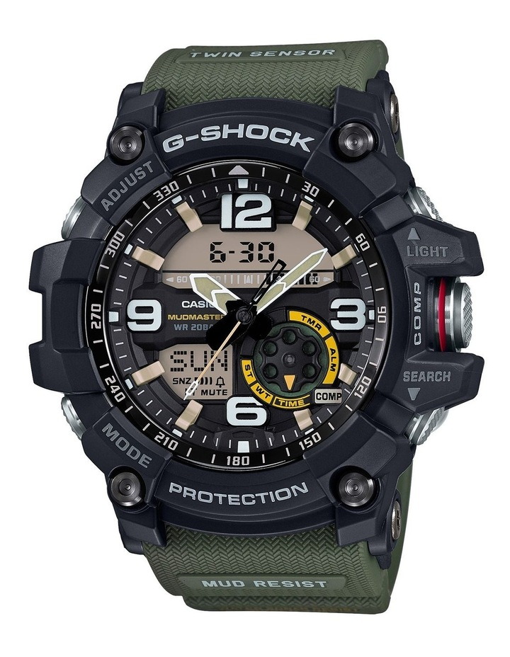GG1000-1A3 G-Shock Mudmaster Watch image 1