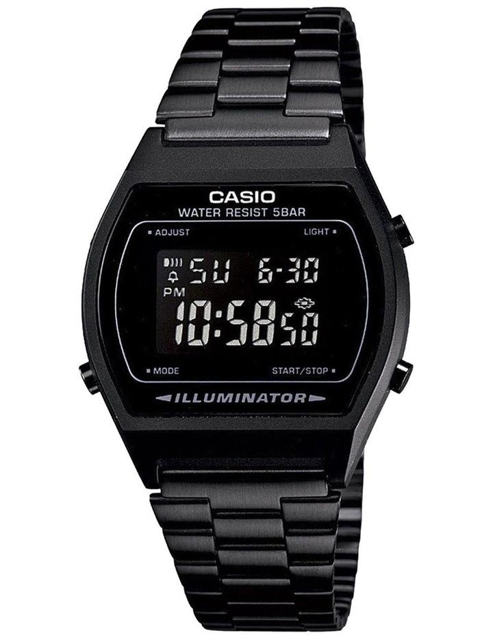 B640WB-1B Casio Black Watch image 1