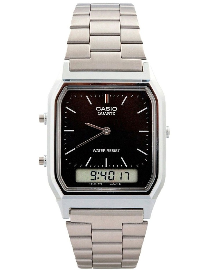 Silver Watch AQ230A-1DS image 1