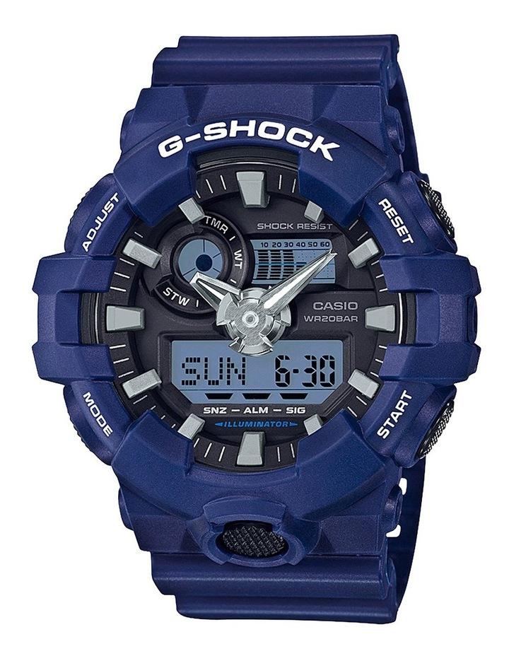 DUO GA700-2A Blue Watch image 1