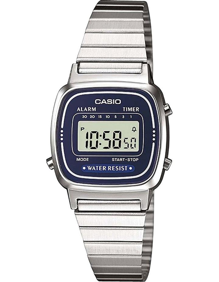 A168WG-9 Casio Gold Watch image 2