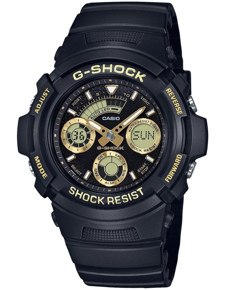 AW591GBX-1A9 G-Shock Black Watch image 1