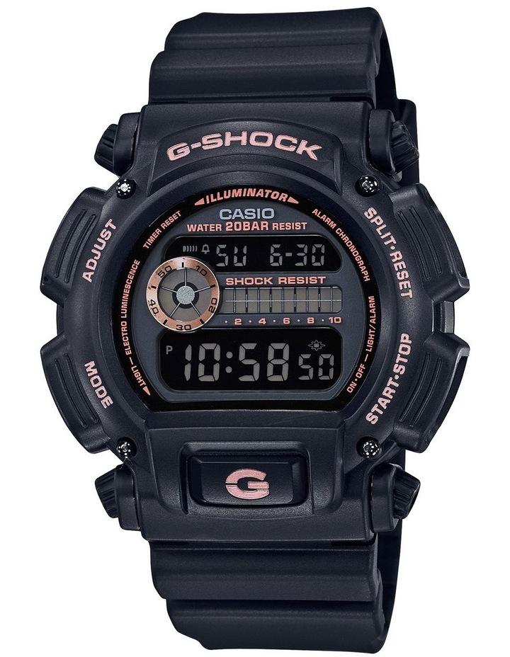 DW9052GBX-1A4 G-Shock Black Watch image 2