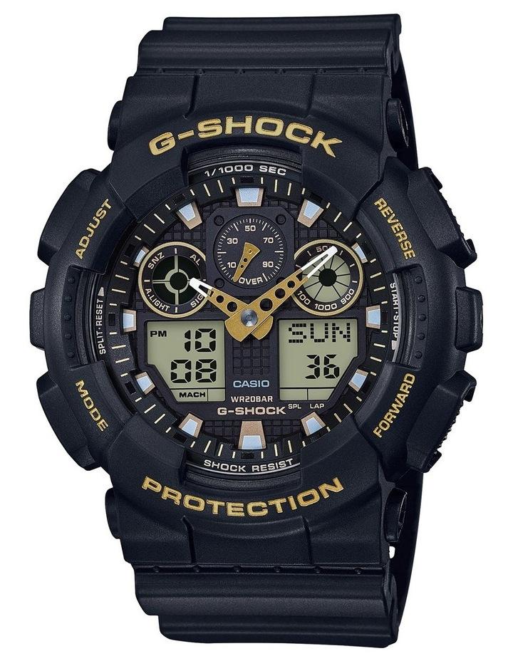GA100GBX-1A9 G-Shock Black Watch image 1