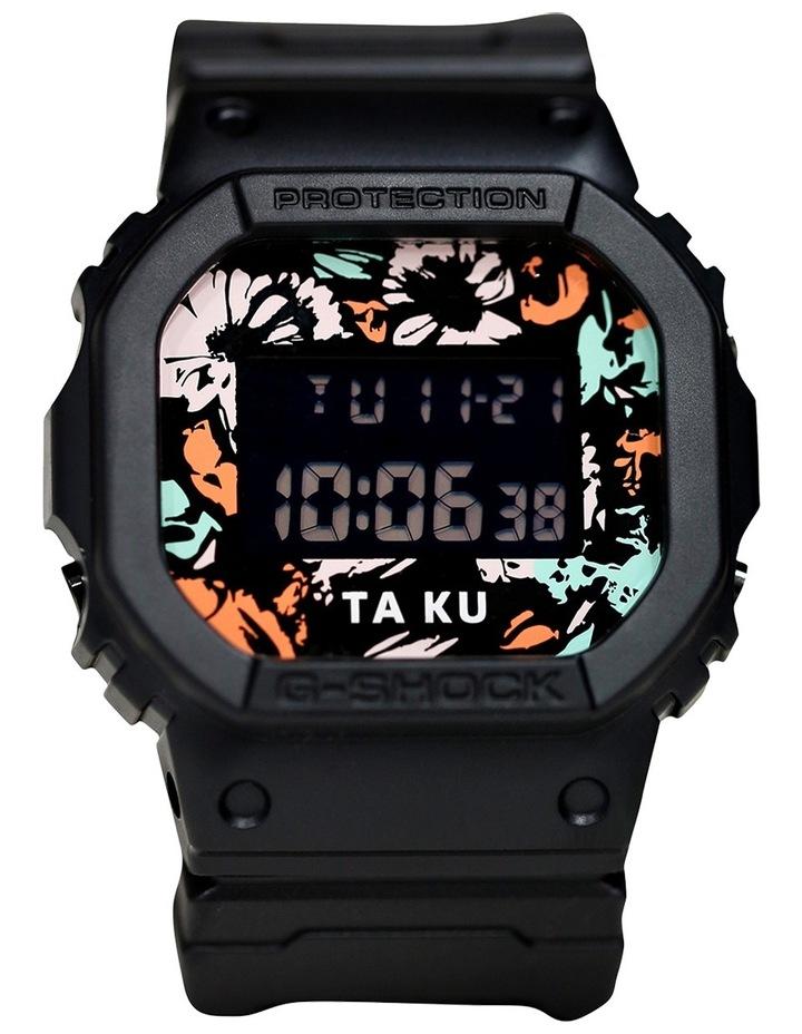 Casio G Shock Dw5600ta Ku 1dlg 577553140 Black Watch Myer