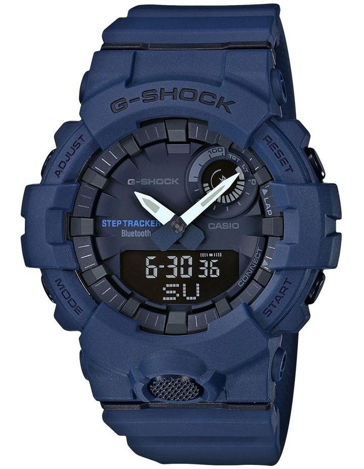 Step Tracker Vivid Blue Watch GBA800-2A image 1