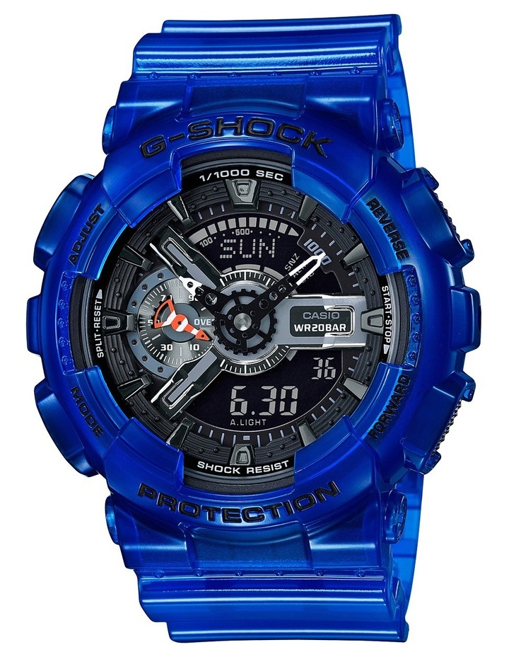 Coral Reef Blue Watch GA110CR-2A image 1