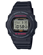 Casio - Back to Basic Black Watch DW5750E-1D