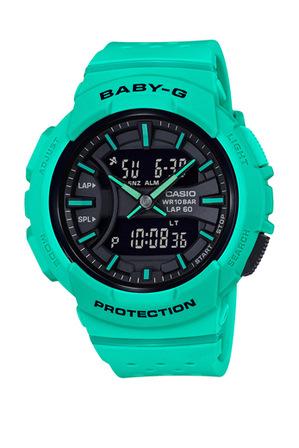 Casio - Baby-G Duo Beach Traveller Watch BGA250-3A